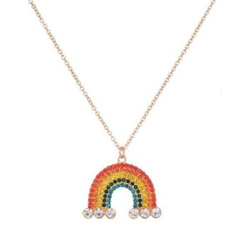 Katy Rainbow Necklace