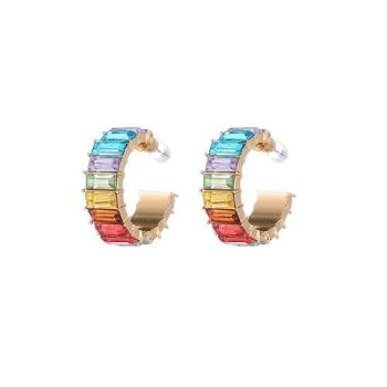 Orla Rainbow Hoops