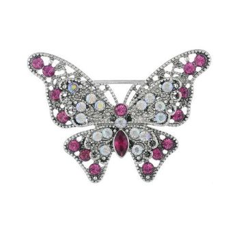 Addison Butterfly Brooch