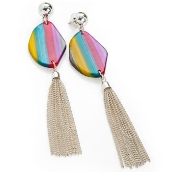 Edina Tassel Earrings