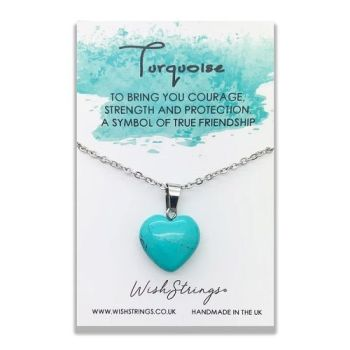 Flora Turquoise Necklace