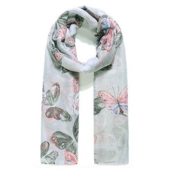 Macey Butterfly Scarf