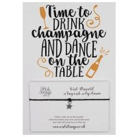 Ellie Champagne Card & Gift Set