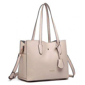 Willow Tote Bag - Nude*