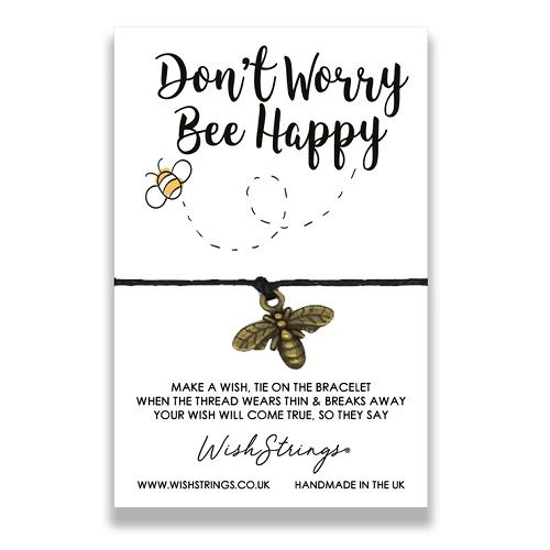 Charlene Bee Happy WishString*