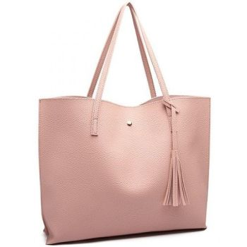 Shelbie Tote Bag - Pink*