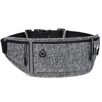 Kit Workout Waist Bag - Black*