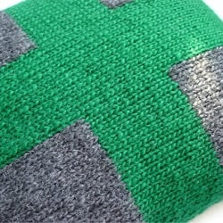 250 x 250 cush green cross