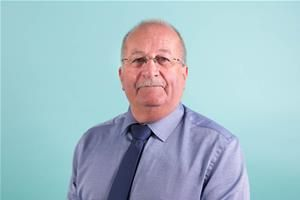 Councillor John Symons - Penryn East and Mylor