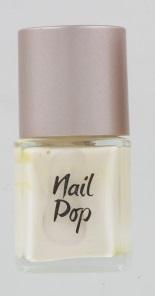 Look Beauty Nail Pop Polish - Milk