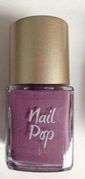 Look Beauty Nail Pop Polish - Grape Juice