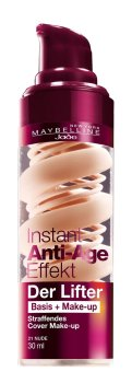 Maybelline Jade Instant Anti-Age The Lifter 2in1 Base and Foundation 21 Nude 30 ml
