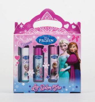 Disney Frozen Lip Balm Trio - Sisters Forever