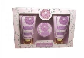 Apothecary Wild Lavender And Orange Blossom - 3 Piece Gift Set (2 pack) Bulk Buy