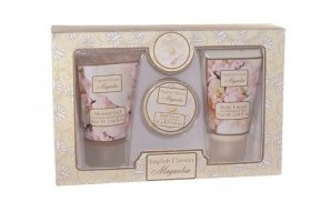 English Classics Magnolia Ladies 3 Piece Gift Set (2 pack) Bulk Buy