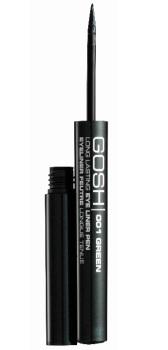 Gosh Long Lasting Eye Liner Pen - 001 Green