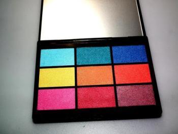 Gosh Eyeshadow Palette 9 shades - Number 2