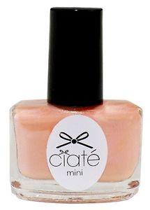 Ciate Mini Nail Polish 5ml - Ivory Queen