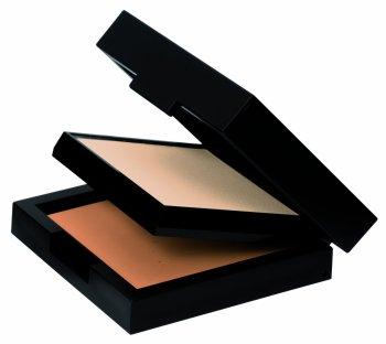 Sleek Make Up Base Duo Kit Foundation Powder 2-in-1 White Rose 18g
