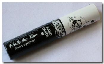 Hard Candy Walk The Line Liquid Eyeliner - Black Glitter - 3.2ml