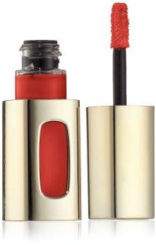 L'Oreal Paris L'Extraordinaire Lip Lacquer 301 Rouge Soprano 6ml