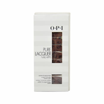 O.P.I Pure Lacquer Nail Apps - Pink & Black Lace