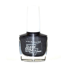 Maybelline Forever Strong Super Stay 7 Days Gel Nail Colour - 815 Carbon Grey