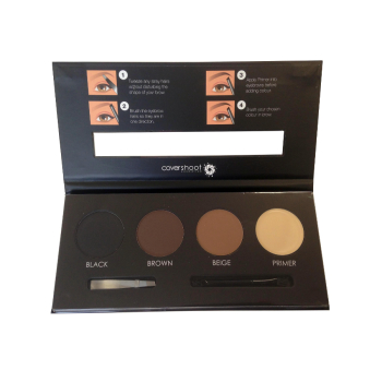 Covershoot Eyebrow Kit Palette