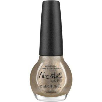 Nicole By O.P.I Nail Polish - The Gold Shoulder