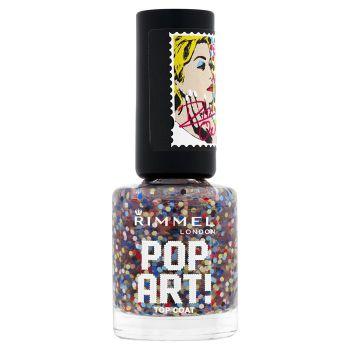 Rimmel Rita Pop Art Special Effect, Top coat