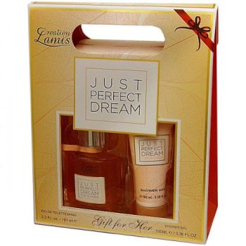 Creation Lamis Just Perfect Dream EDT & Shower Gel Gift Set