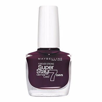 Maybelline SuperStay 7 Days Gel 05 Extreme Blackcurrant Nail Polish 10ml