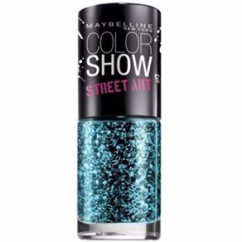 Maybelline Color Show Street Artist Top Coat - 04 Alley Attitude