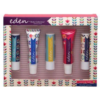 Technic Eden Caring Lips - Lip Balm & Lipgloss Set