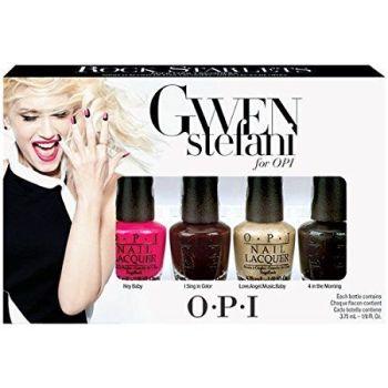 O.P.I Nail Lacquer - Gwen Stefani Ladies Gift Set