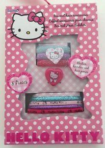 Hello Kitty Hair Accessories Gift Box