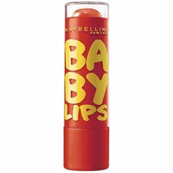 Maybelline Baby Lips Flavoured Lip Balm - Orange Burst