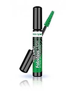 Miss Sporty Fabulous Lash Extreme Green Mascara 8ml - 003 Extreme Green