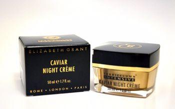 Elizabeth Grant Caviar Night Creme - 50ml