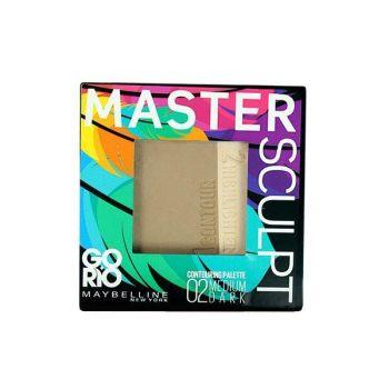 Maybelline Master Sculpt Contouring Palette - 02 Medium Dark