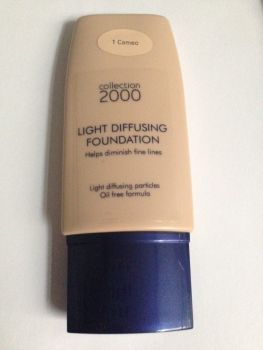 Collection 2000 Light Diffusing Foundation - 1 Cameo