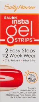 Sally Hansen Insta Gel Strips - 250 Get Juiced