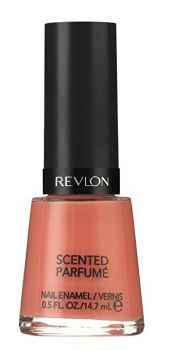 Revlon Scented Parfume Nail Enamel - Strawberry Cream