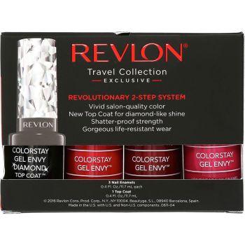Revlon Travel Collection Exclusive Colorstay Gel Envy Set