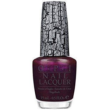 O.P.I Shatter Nail Lacquer - Super Bass Shatter