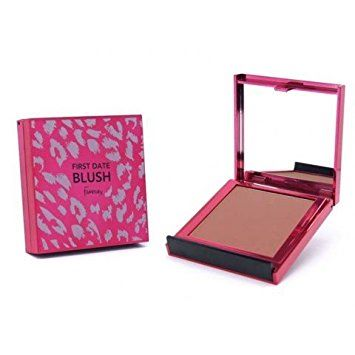 Famous First Date Blusher - Scarlett