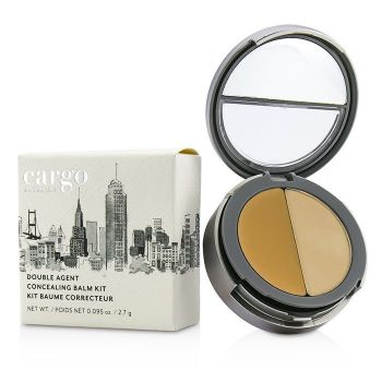 Cargo Double Agent Concealing Balm Kit - 2N
