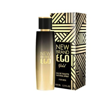 New Brand Ego Gold For Men 100ml