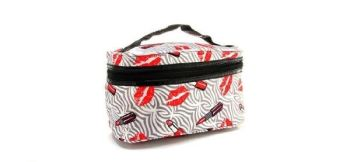 Royal Soho Chick Vanity Bag - Lips