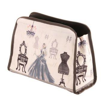 Royal Vintage Chic Toiletry Bag